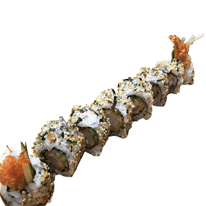 Foto Nori Ebi Dragon Roll