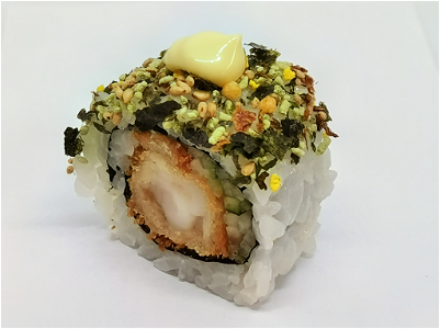 Foto Wasabi gamba Dragon roll