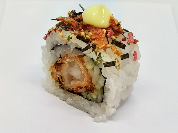 Foto Ume Gamba Dragon Roll